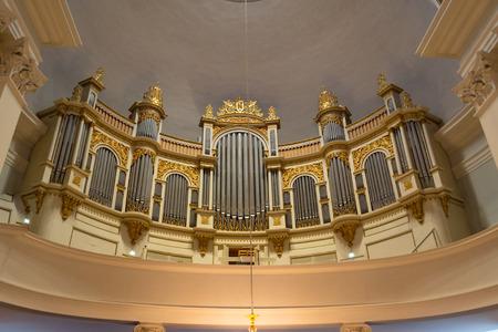 helsinki: Cathedral in Helsinki, Finland