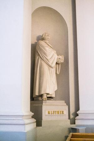 helsinki: Martin Luther Memorial, Helsinki, Finland