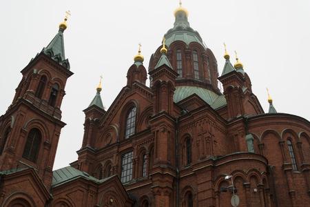 helsinki: The Orthodox Church in Helsinki, Finland