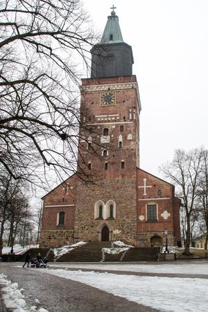turku: Cathedral of Turku, Finland