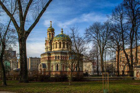 orthodoxy: Orthodox church in the city of Lodz, Poland