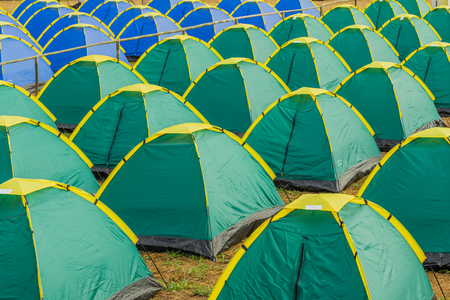 county somerset: City of Tents