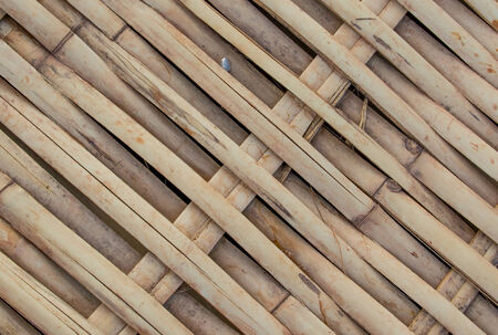 craft background: Bamboo craft background