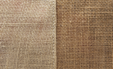 upclose: two tone texture of loose weave fabric  Useful for layer masks and abstract backgrounds