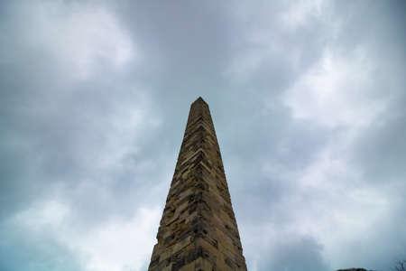 Obelisk in Sultanahmet Square in Istanbul