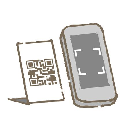 Read QR codes on your phone