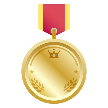 medals like medals  イラスト・ベクター素材