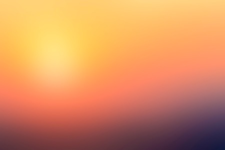 Abstract hot orange soft blurred background. Canvas for any project