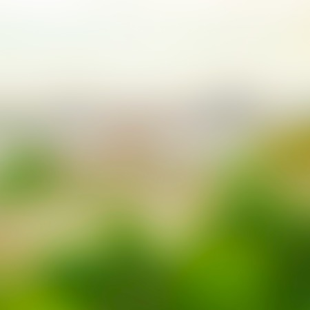 Abstract green white soft blurred background. Canvas for any project