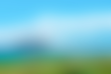 Abstract blue green nature soft blurred background. Canvas for any project Stock fotó
