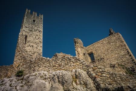 saint martin: Drena Castle, Trento Italy