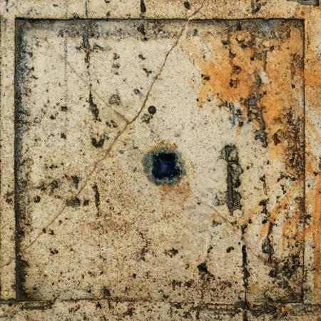 Ceramic tile texture  Grunge background  Cracked stone