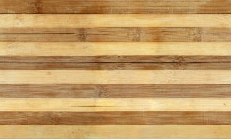 Striped bamboo wood board seamless tiled texture, background