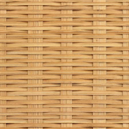 Seamless rattan texture, pattern, background  Basket texture Stock Photo