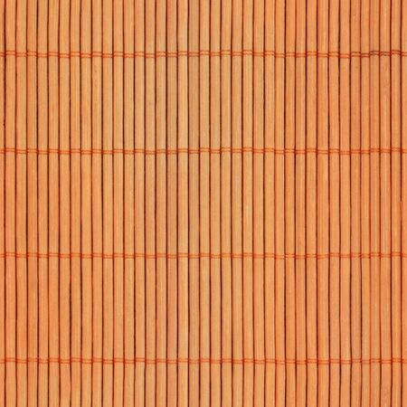 Orange seamless bamboo pattern, texture, background