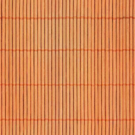 Orange seamless bamboo pattern, texture, background