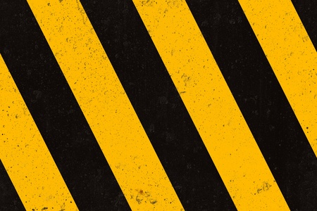 Seamless concrette warning strips texture, background