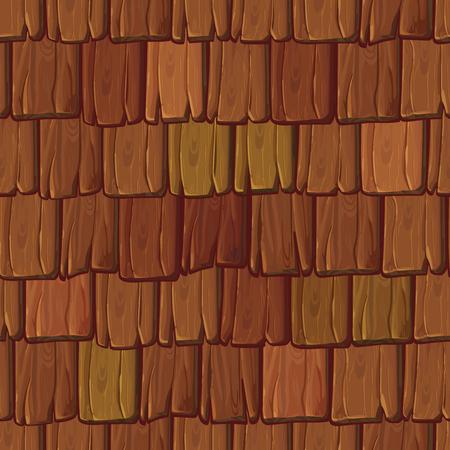 木製の屋根瓦