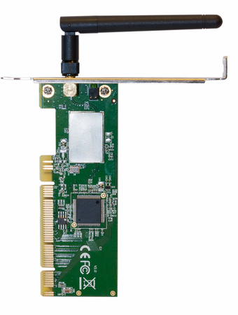 pci: Wifi Adapter isolated