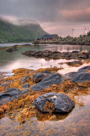 Beautiful landscape of Norway. Stock Photo - 8171743