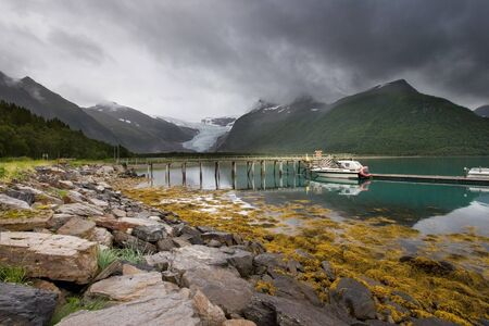 Beautiful landscape of Norway. Stock Photo - 8171735