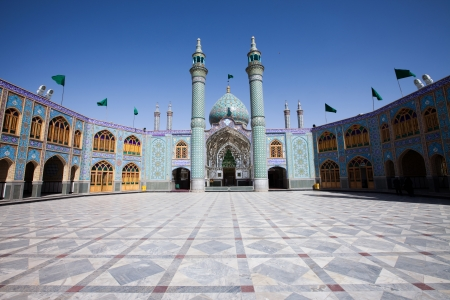 Magic mosque