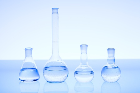 Laboratory glass photo