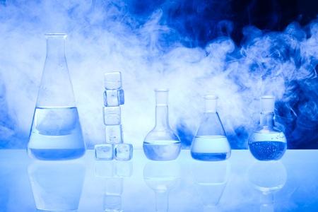 Laboratory glass Stock Photo - 8462221