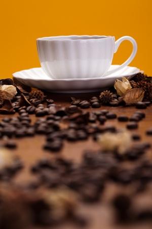 Aroma coffee Stock Photo - 8588830