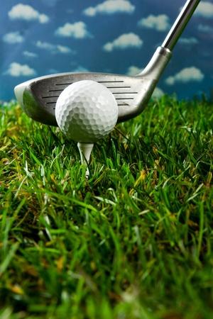 health club: Golf