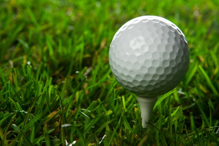 Golf Standard-Bild - 9175731