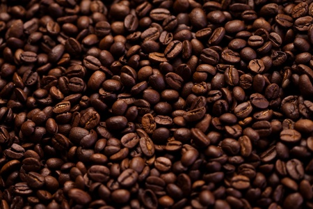cafe table: coffee bean