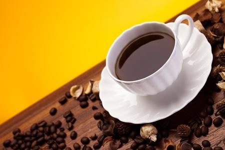 Aroma coffee photo