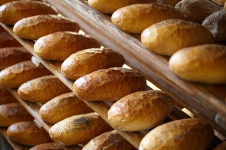 Bäckerei, Brot.