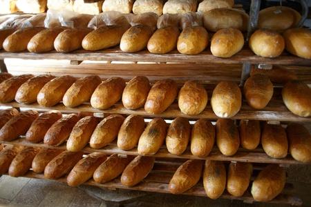 Bakery, bread.