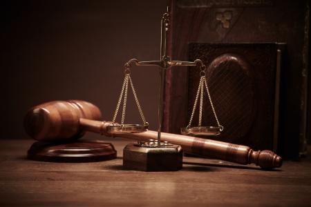 Gesetz Standard-Bild - 14902197