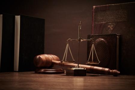 lawyer symbol: Law Stock Photo