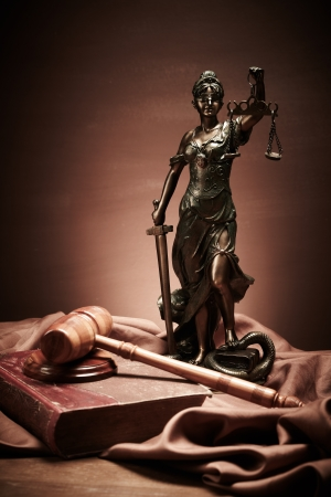 Law Standard-Bild