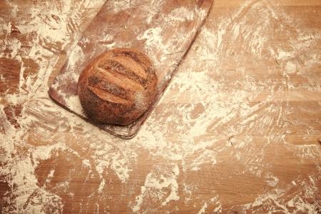 harina: Pan tradicional