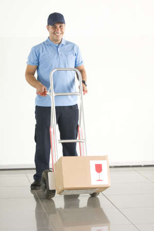 delivery Stock Photo - 11085417