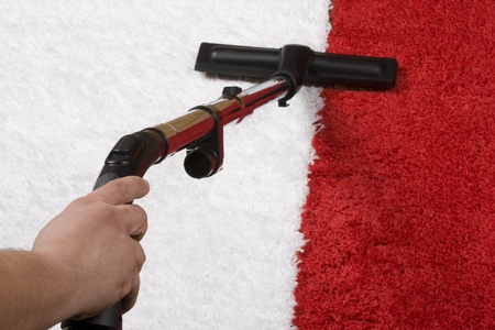 carpet cleaning Stock Photo - 12149603