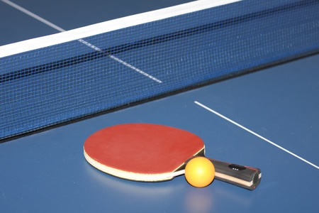 pingpong: Tenis de mesa close-up