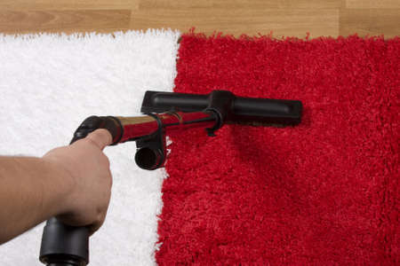 carpet cleaning Stock Photo - 12751571