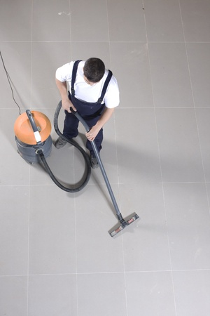 cleaning machine Stock Photo - 13367481