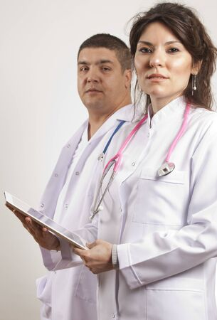 Medical doctors group Stock Photo - 13367488