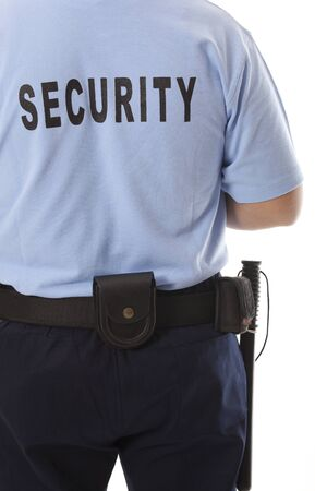 security guard Stock Photo - 13833387