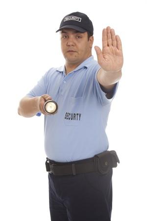 security guard photo