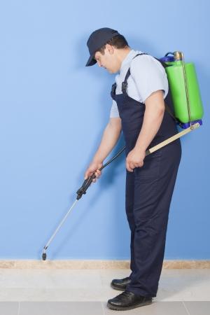 hose: El hombre rociado insectos, control de plagas