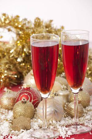 brindisi champagne: Anno nuovo champagne