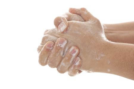 lavamanos: Lavarse las manos